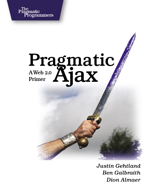 Cover Image For Pragmatic Ajax...