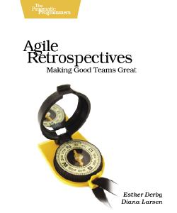 Cover Image For Agile Retrospectives…