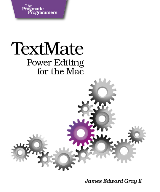 Cover image for TextMate
