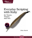 Cover Image For Everyday Scripting with Ruby...