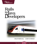 Cover Image For Rails for Java Developers…