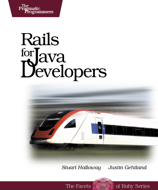 Cover image for Rails for Java Developers