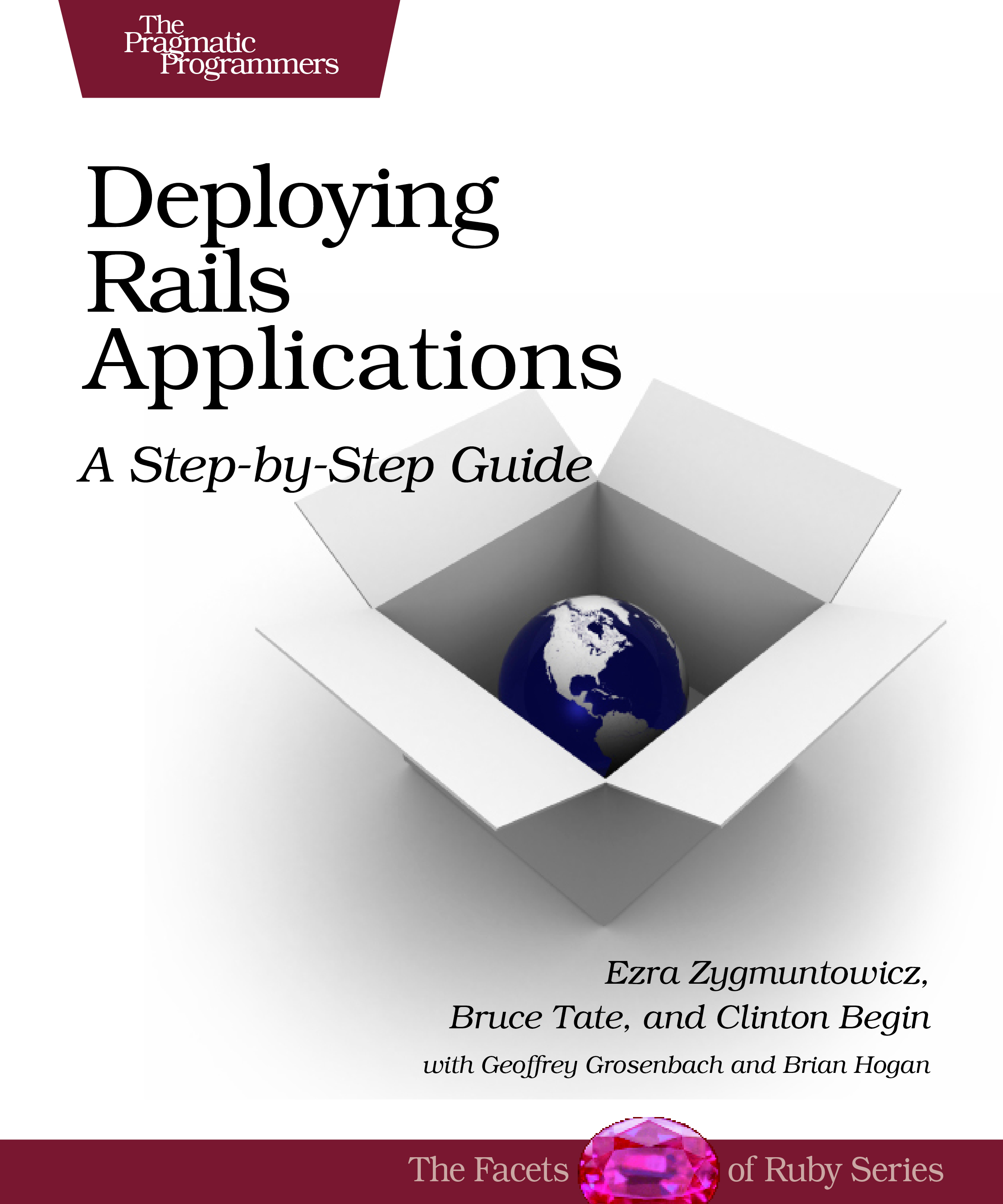 Cover image for Deploying Rails Applications