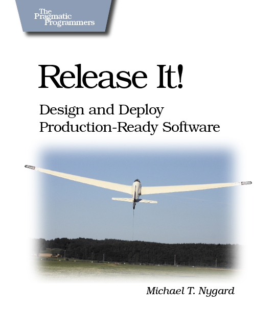 Cover Image For Release It!…
