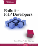 Cover Image For Rails for PHP Developers...